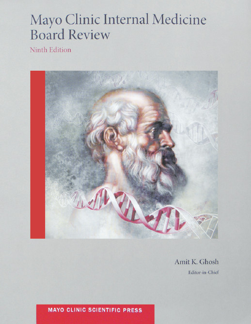 Mayo Clinic Internal Medicine Board Review, 9th Edition 2010